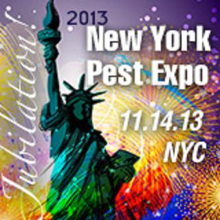 pest control training program 2013 New York Pest Expo